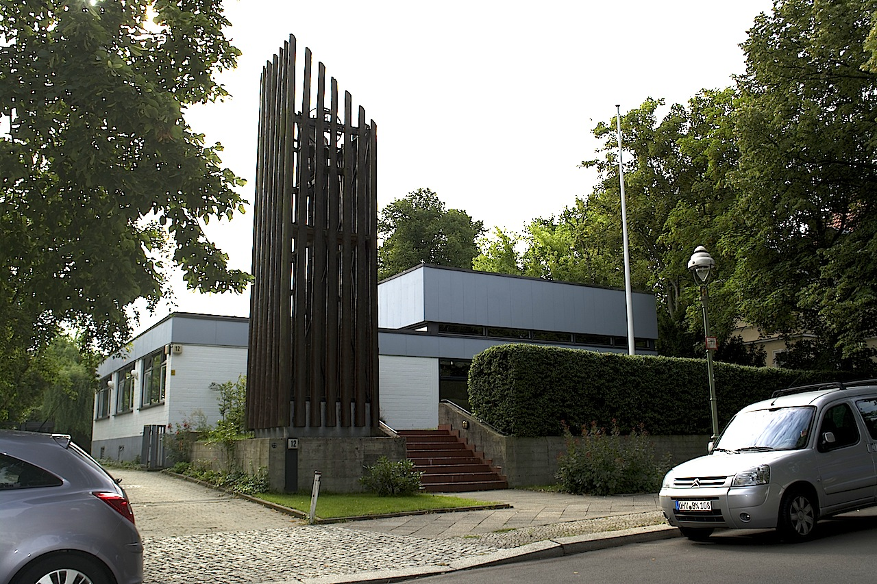 Christianskirken, Berlin